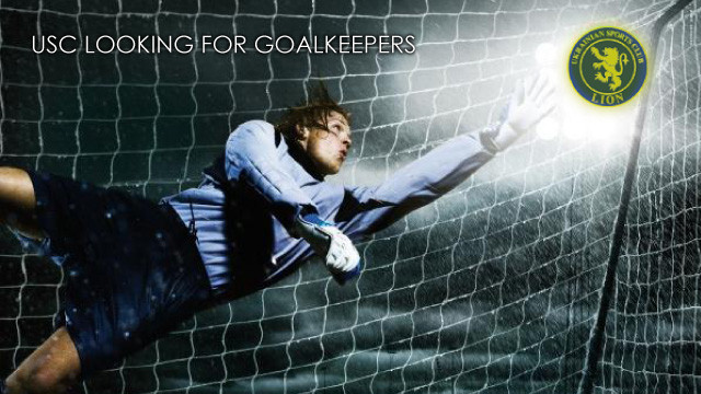 USC Goalkeeper
