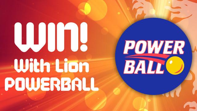 Lion Powerball