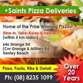 Saints Pizza