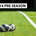 Pre season