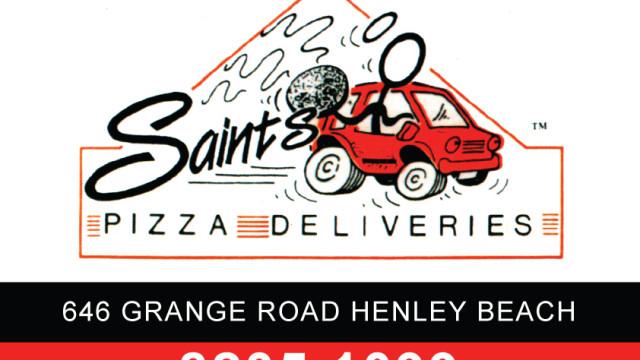 Saints Pizza Large