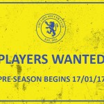 players wanted 2017 pre-season