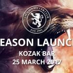USC Lion 2017 Season Launch