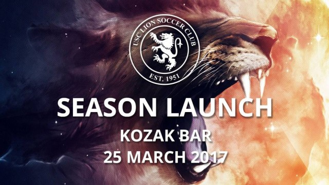 USC Lion 2017 Season Launch