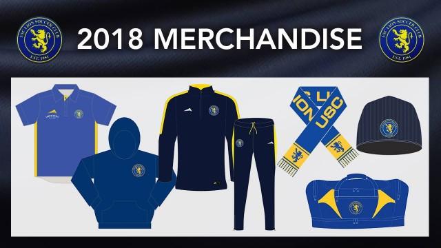 merchandise 2018