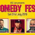 USC Lion Comedy Fest 2019