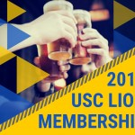 USC Lion become a supporter member